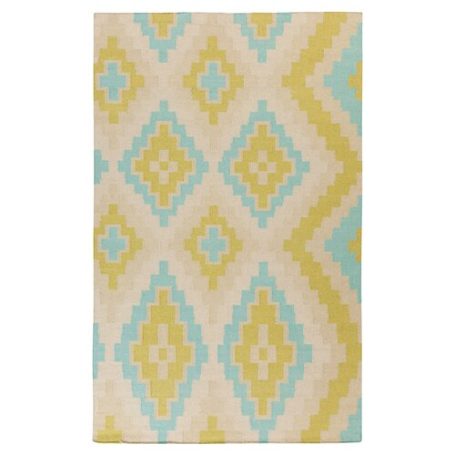 Beth Lacefield Alameda Antique White Rug