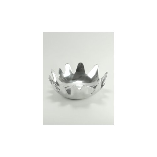 Aluminum Splash Bowl