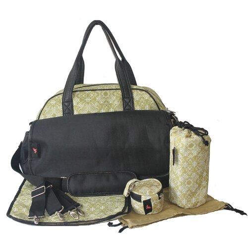 Bolu Bowler Overnight Diaper Bag
