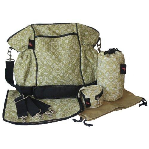 Kaira Overnight Diaper Bag