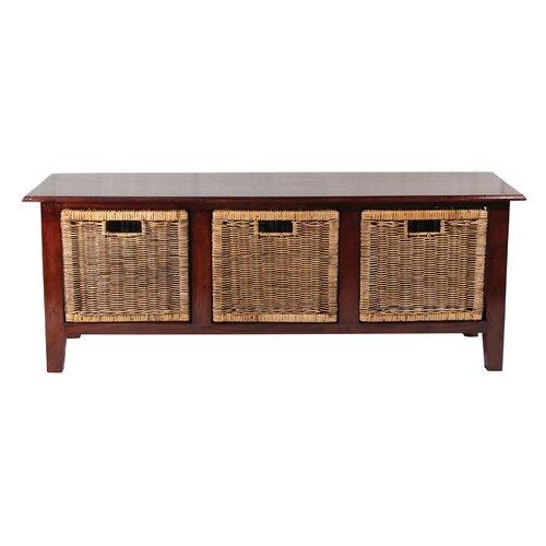 3 Drawer Low Boy Table