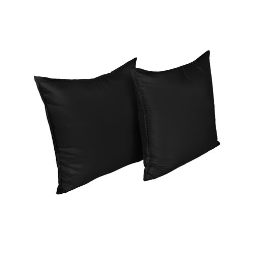 Stayclean Polyester Microfiber Water and Stain Resistant Decorative Pillow, 2 Pack