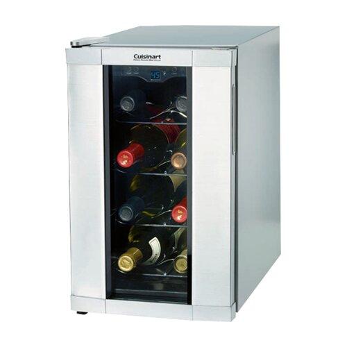 Cuisinart 8 Bottle Single Zone Thermoelectric Wine Refrigerator