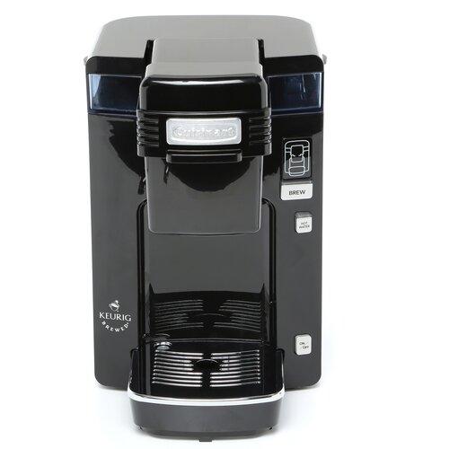 Cuisinart Compact Single Serve Coffee Maker Reviews