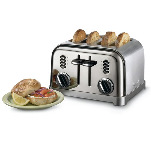 Classic 4-Slice Toaster