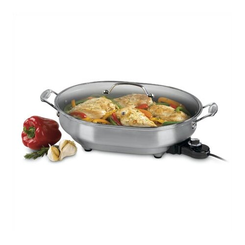 Cuisinart Electric Skillet with Lid