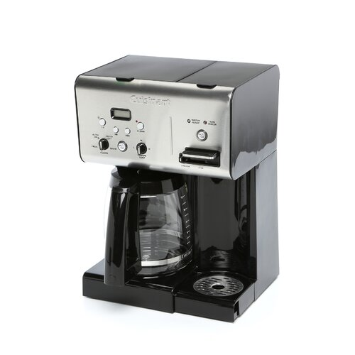 Premier Coffee Series Programmable 12-Cup Coffee Maker with Hot Water System