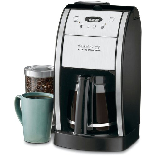 Cuisinart Grind & Brew 12-Cup Automatic Coffee Maker