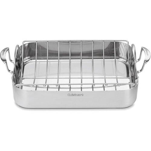 Cuisinart MultiClad Pro 3-Ply Roasting Pan
