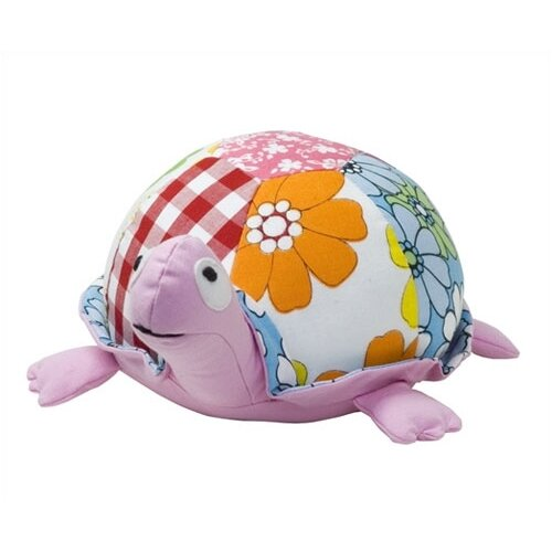 Allen Ave Color Zoo Taylor the Turtle Stuffed Toy