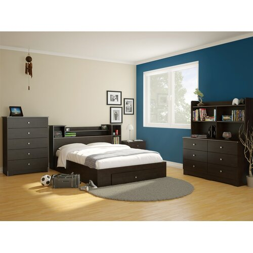 Nexera Pocono 5 Drawer Chest