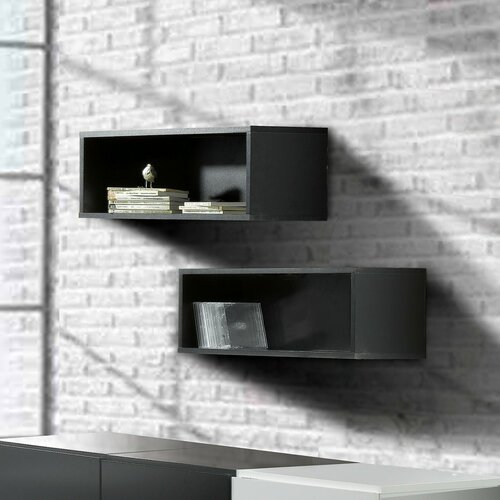Nexera Avenue Wall Rectangle Storage Unit