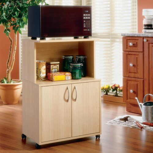 Nexera Delissio Microwave Cart