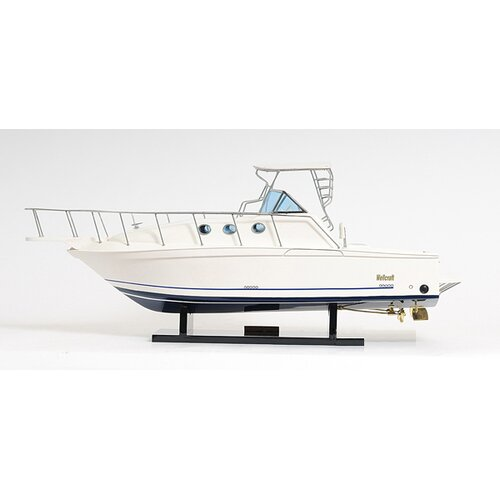 Old Modern Handicrafts Well Craft Model Boat