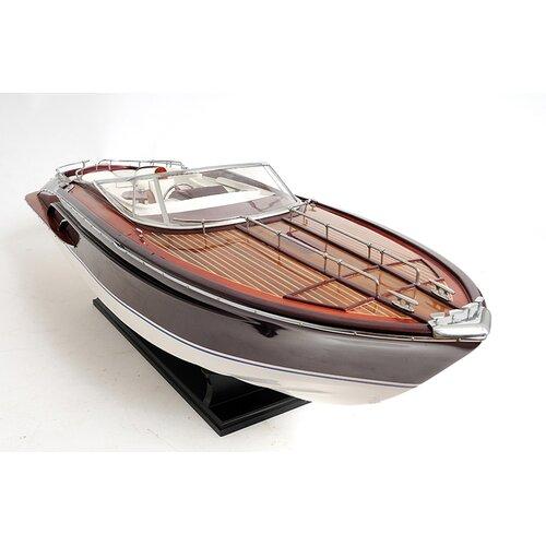 Old Modern Handicrafts Riva Rivarama E.E. Model Boat