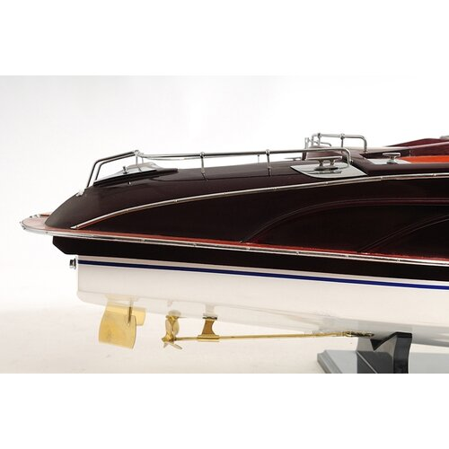 Old Modern Handicrafts Riva Rivarama E.E. Model Boat