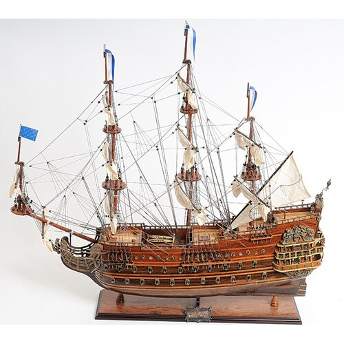 Old Modern Handicrafts Medium Soleil Royal Model Boat