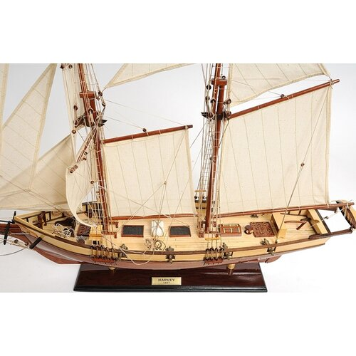 Old Modern Handicrafts Harvey Model Boat