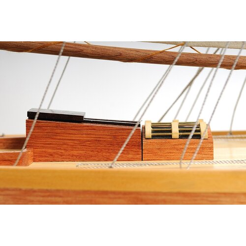 Old Modern Handicrafts Small Penduick Model Boat