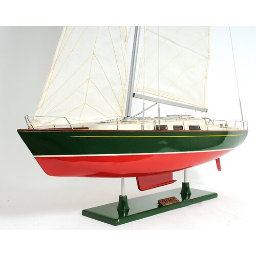 Old Modern Handicrafts Omega Model Boat