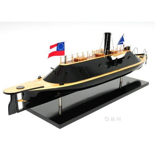 Old Modern Handicrafts CSS Virginia Model Boat