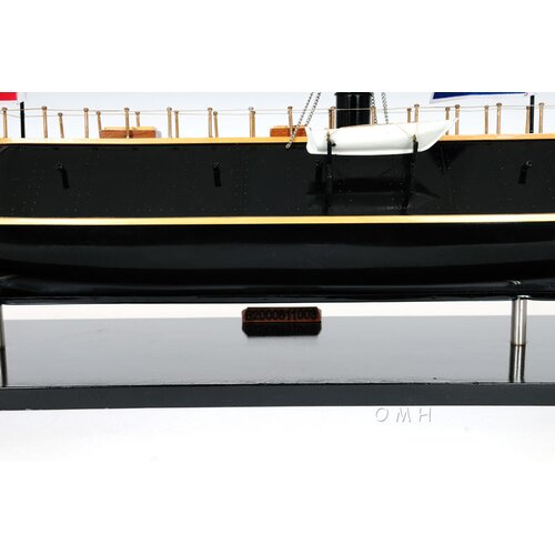 Old Modern Handicrafts CSS Virginia Model Boat