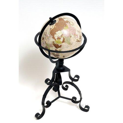 Old Modern Handicrafts Globe on Tristand