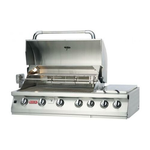 Bull Outdoor 47 7 Burner Premium Built In Gas Grill Reviews Way
