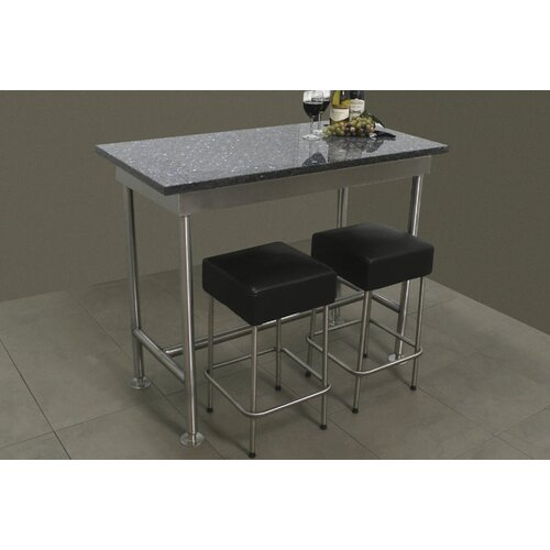 A-Line by Advance Tabco Stainless Steel Table Base