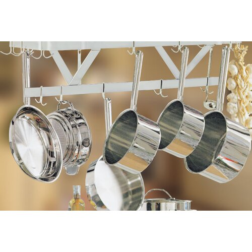 Ceiling Pot Rack