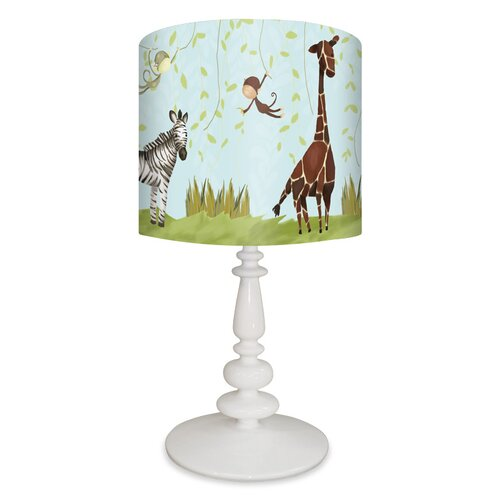 Oopsy Daisy Jungle Fun Table Lamp