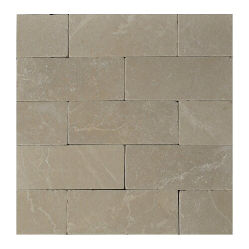 rectangular backsplash marble tile wayfair