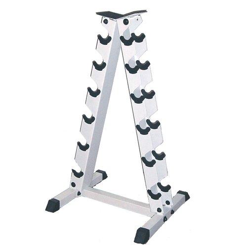 Apollo Athletics A-Frame Dumbbell Rack