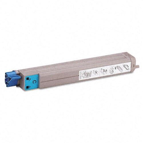 42918983 OEM Toner Cartridge, 16500 Page Yield, Cyan