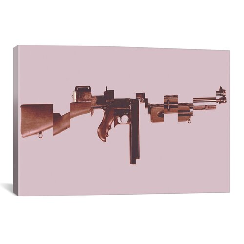 Machine Gun Graphic Toy Machine Gun Graphic