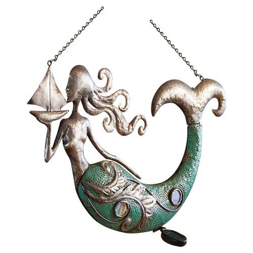 Wall Art Mermaid Decor Wayfair