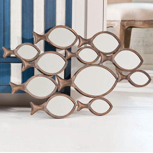 Fish Wall Mirror