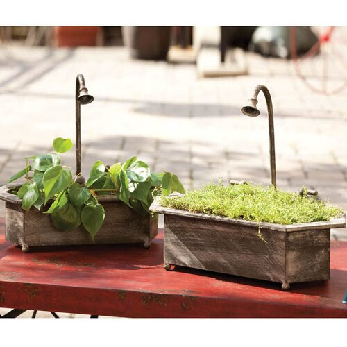 Cape Craftsmen Nested Sink Planter