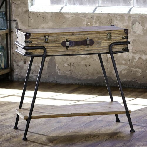 Cottage Equine Console Table