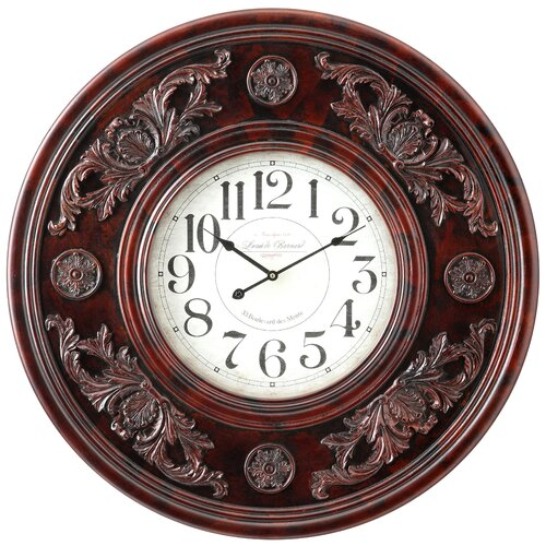 "Cooper Classics Oversized 31.5"" Paxton Wall Clock"