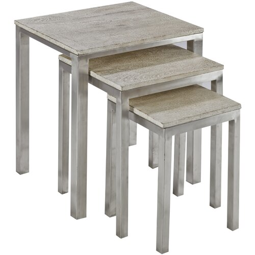 Bradeton 3 Piece Nesting Tables