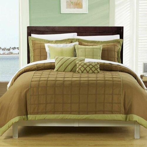 Rhodes 12 Piece Comforter Set