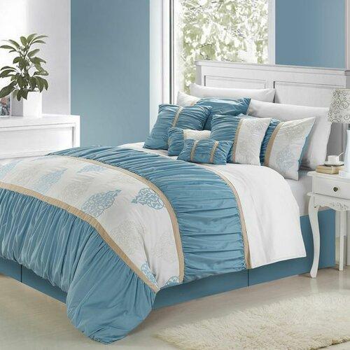 Precious 8 Piece Comforter Set