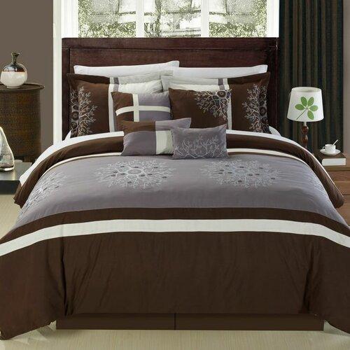 Caroline 12 Piece Comforter Set