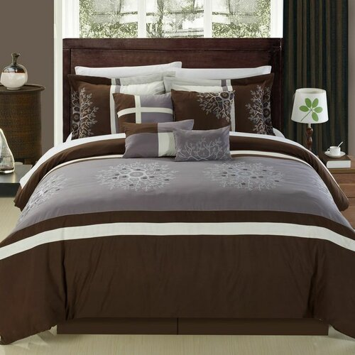 Caroline 8 Piece Comforter Set