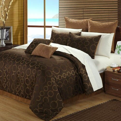 Deco 12 Piece Comforter Set