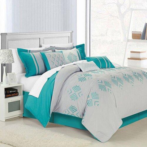 Harq 8 Piece Comforter Set