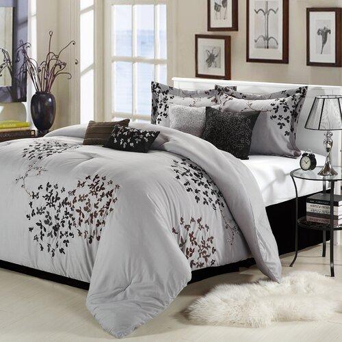 Chic Home Cheila 8 Piece Comforter Set