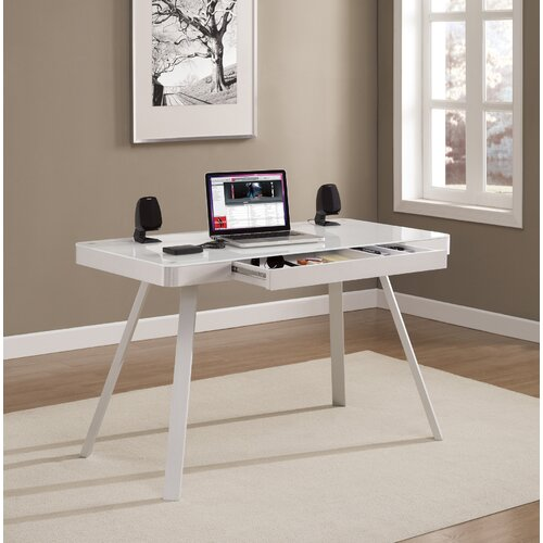 Tresanti Tech Computer Desk With Keyboard Tray Amp Reviews