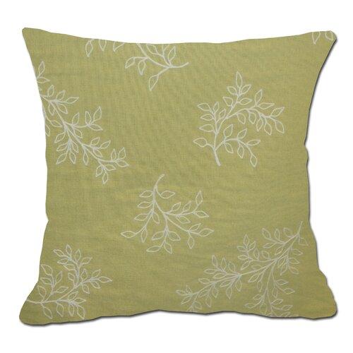 Leaves Decorative Toss Pillow